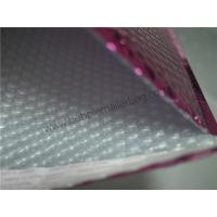 China Waterproof Pink Poly Bubble Mailers For Online Shopping Store 165x255 #B6 wholesale