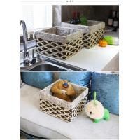 China Storage basket Corn rope basket wholesale