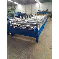 China Hydraulic Cutting Roof Panel Roll Forming Machine wholesale