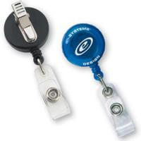 China Round Secure-A-Badge™ with Alligator Clip wholesale