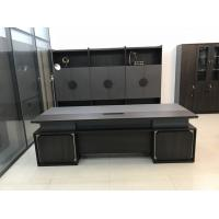 China Two Sides Melamine Office Furniture Computer Table High Aesthetic Design wholesale