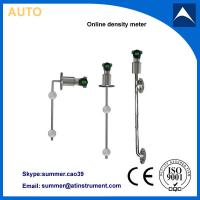 MD 3051 series liquid density meter with 4 - 20mA output measure kinds of liquid