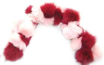 Quality fur scarf and shawl for sale