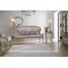 China 女性のための古典的で簡単な現代生地のソファーの居間セットの引出しの箱の暖かい設計 wholesale