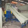 China Large Capacity Plastic Extrusion Equipment PP PE Washing Crushing Drying Line wholesale