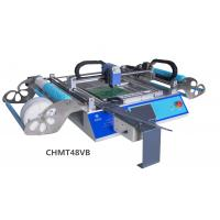 China Perfect Desktop pick and place machine CHMT48VB dual side 58 feeders 2 cameras wholesale