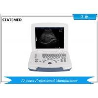 China Laptop Black / White Ultrasound Scanner Machine With 9 Different Languages wholesale