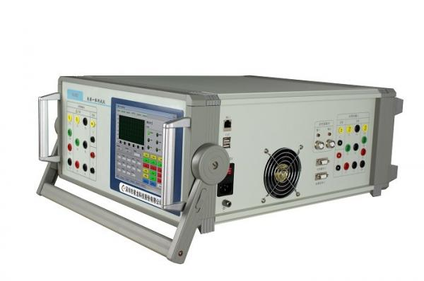 Quality Multi Functional Electronic Calibration Equipment / Kwh Meter DC Voltage Calibrator for sale