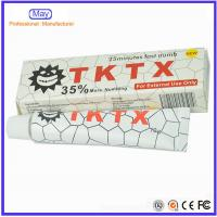 Buy cheap NEW TKTX35% Numb Cream pain relief cream No Pain Painless Pain killer Pain Stop for Tattoo Permanent Makeup Use from wholesalers
