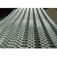 China Galvanized gothic expanded metal mesh wholesale