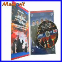 China Customized 120mm DVD-5: 4.7G Dvd Duplication Services For Movie, Instructional Video wholesale