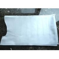 China Polyester / polypropylene liquid filter bag High Temperature Filter Media on sale