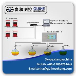 China gas station control system atg digital fuel tank level gauge /fuel level sensor for petrol stations wholesale