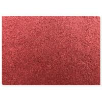China 70% Wool 2 Sided Fabric720 G Per Meter , Red Series Double Faced CoatFabric 57'' Width wholesale