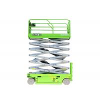 China Hydraulic 13m scissor Elevated Aerial work platform with load capacity 320kg for indoor maintanence on sale
