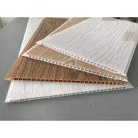 China High Glossy 25cm Decorative PVC Panels Convenient Installation Ceilings wholesale