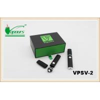 4.2V Portable Micro G Pen Vaporizer 1000 Puffs With 350 mAh Green Battery