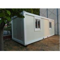 China Vertical Connection Container Modular Housing Waterproof For Large - Scale Events wholesale