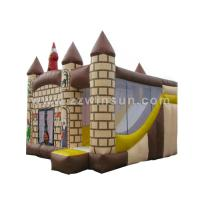 China Hot sale CE kids inflatable cheap bounce house wholesale