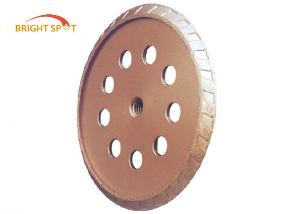 Quality Hard Granite 65Mn Tuck Point Saw Blade With Alloy Steel Blade Core OSA MPA for sale