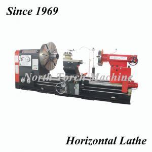 China Universal Cnc Heavy Duty Lathe , High Precision Lathe Machine Long Lifespan on sale
