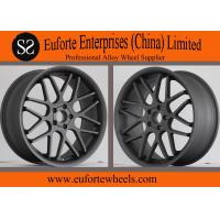 Aluminum Alloy Euor Tuning Wheels with red coating 20 inch wheels