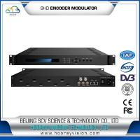 China HEM-2128H 8HD input Encoder Modulator for DVB-T system or Cable TV system wholesale
