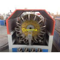 China High Output Plastic Pipe Extrusion Line For PVC Braided Reinforced Garden Hose wholesale