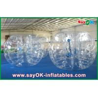 China Adult Giant Inflatable Human Ball Zorb Soccer Ball For Football on sale