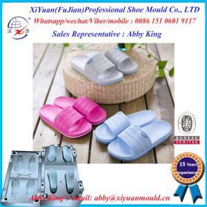 China Eva Slipper sansal sole Mould Shoes Mould, two colors EVA shoes injection mold, shoe mould on sale