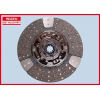 China 430MM ISUZU Clutch Disc Best Value Parts For CYH 6WF1 1876110020 8.5 KG wholesale