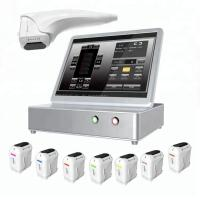 Buy cheap Hottest Skin Rejuvenation Wrinkle Removal 2D Hifu Beauty Machine from wholesalers