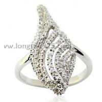 China 925 silver rings jewelry wholesale