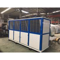China Box Type V type Refrigeration Condensing Unit for Cold Room/Freezer on sale