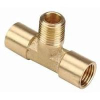 China Forged Brass Plumbing Fitting for Multilayer Pipe Elbow Pex Al Pex Pipe Fittings wholesale