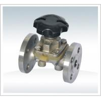 China Yan Style Flanged Globe Valve Rubber Lined Flanged Rating 150LBS wholesale