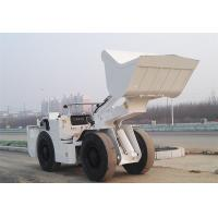 China New Version of 5 Tons Low Profile Dump Truck , Underground Mining Vehicles wholesale