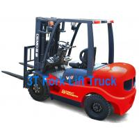 China 3T Diesel Counterbalanced Forklift Truck wholesale