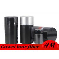 Rain Proof Instant Hair Thickening Fibres , Multi Colors Hair Bonding Fibre