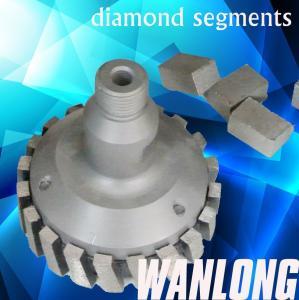 China diamond segment for diamond grinding wheel ,diamond cnc wheel,diamond cup wheel ,diamond segment for stone grinding wholesale