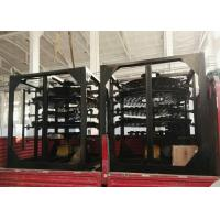 China Push Type Square Steel Frame Continuous Drying Plate Drying Equipment For Wet Material wholesale