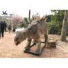 China Handmade Giant Dinosaur Statue Artificial Tuojiangosaurus Models Five Meters Long wholesale
