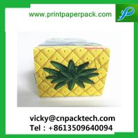 China Custom Eco-Friendly Cardboard Food Packing Boxes Kids Favor Chocolate Paper Box with PVC Window wholesale