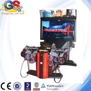 China 2014 3D video alien paradise lost gun pc simulator shooting game machine for sale wholesale