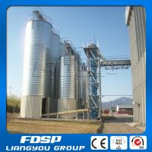 China Yellow corn animal feed grain storage silo wheat grain silos prices wholesale