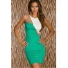 China Romantic Fashion Mini Dress Green  Babydoll Lingerie nightwear women dress skirt wholesale