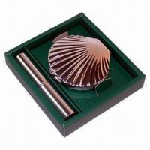 China Power Makeup Brush Set with Mirror and Atomizer wholesale
