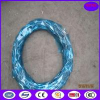 China military protection wall cbt-65 concertina razor wire wholesale