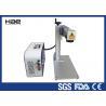 China プラスチック レーザーの印機械、10W 20W 30W 3C企業のための産業レーザーのマーカー wholesale