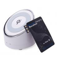 Qi Wireless Charger Charging Pad for Samsung Galaxy Note 3 N9000,for Lumia920/820+Receiver BC333+